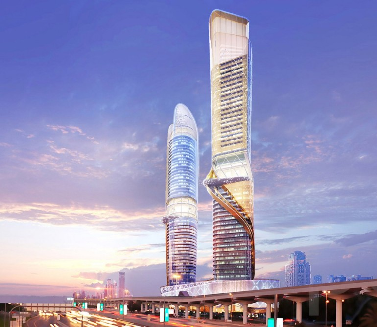 new-47-story-hotel-in-rosemont-hotel-and-residences-dubai
